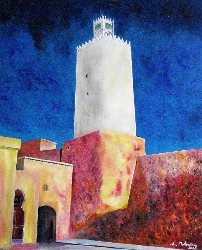 Mosquée à El Jadida